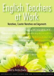 Cover of: English Teachers at Work |