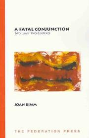 Cover of: A Fatal Conjunction