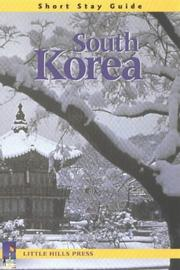 Cover of: Short Stay Guide South Korea (Short Stay Guides)