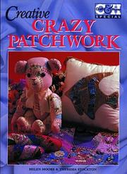 Cover of: Creative Crazy Patchwork