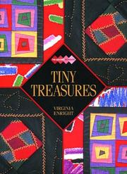 Cover of: Tiny Treasures (Quilters Workshop)
