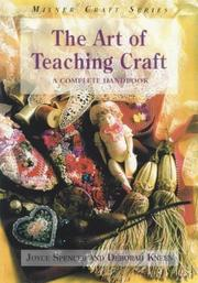 Cover of: The art of teaching craft