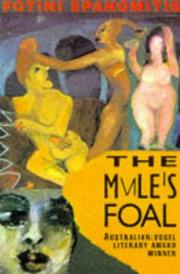 Cover of: The Mule's Foal
