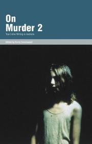 Cover of: On Murder 2 | Kerry Greenwood