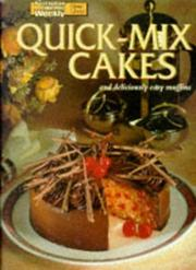 Cover of: Aww Quick MIX Cakes