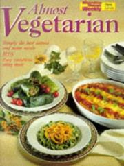 Cover of: Almost Vegetarian