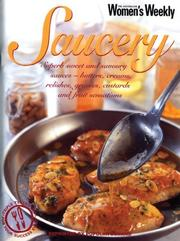 Cover of: Saucery