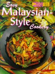 Cover of: Easy Malaysian-Style Cookery