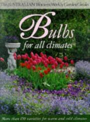 Cover of: Bulbs for All Climates