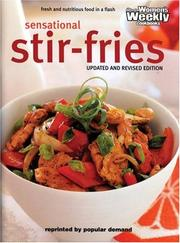 Cover of: Sensational Stir-fries