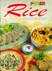 Cover of: Aww Rice Cookbook