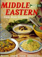 Cover of: Easy Middle-Eastern Style Cookery