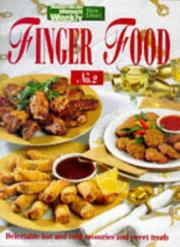 Cover of: Aww Finger Food No 2