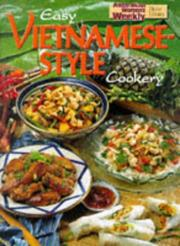 Cover of: Aww Easy Vietnamese Style Cookery