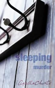 Cover of: Sleeping Murder (Miss Marple) by Agatha Christie