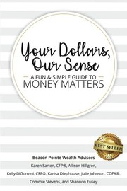 Cover of: Your Dollars, Our Sense