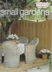 Cover of: Truly Tiny Gardens