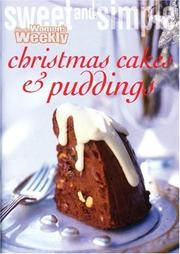 Cover of: Christmas Cakes and Puddings
