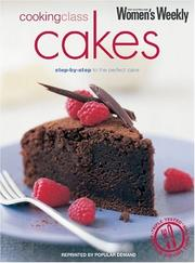 Cover of: Cooking Class Cakes