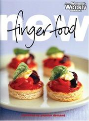Cover of: New Finger Food