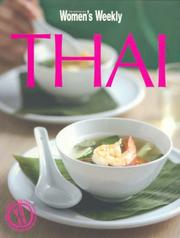Cover of: Thai | Wendy Bryant
