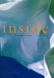 Cover of: Inside | Janne Faulkner