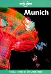 Cover of: Munich | Gray, Jeremy