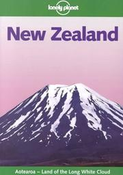 Cover of: Lonely Planet New Zealand (New Zealand, 10th ed) | Jeff Williams