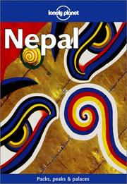 Cover of: Lonely Planet Nepal
