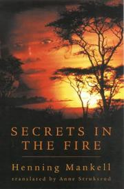Cover of: Secrets in the Fire