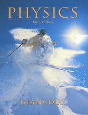 Cover of: Physics with Study Guide | Douglas C. Giancoli