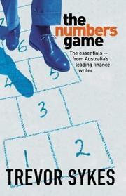 Cover of: Numbers Game