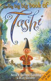 Cover of: The big big big book of Tashi
