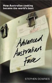 Cover of: Advanced Australian Fare