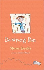 Cover of: Do-Wrong Ron