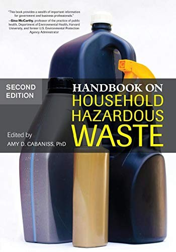 Handbook on Household Hazardous Waste by Amy Cabaniss