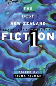 Cover of: The Best New Zealand Fiction