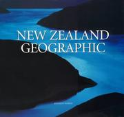 Cover of: New Zealand geographic