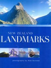 Cover of: New Zealand Landmarks | Moore, Colin.