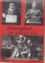 Cover of: Birmingham...the Sinister Side