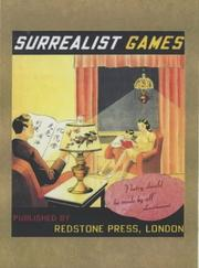 Cover of: Surrealist Games