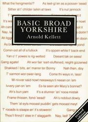 Cover of: Basic broad Yorkshire