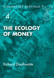 Cover of: The ecology of money