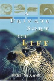 Cover of: A Private Sort of Life