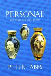 Cover of: Personae: And Other Selected Poems (Skoob Seriph)