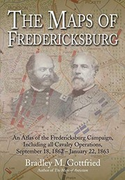 Cover of: The Maps of Fredericksburg