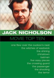 Cover of: Jack Nicholson