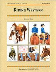 Cover of: Riding Western (Threshold Picture Guide)