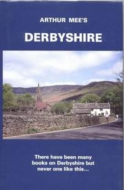 Cover of: Derbyshire: the peak country