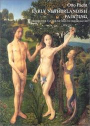 Cover of: Early Netherlandish painting